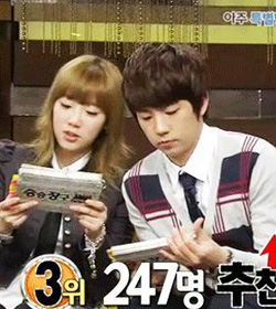 Wooyoung,Tae Yeon