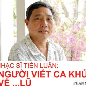 Nhạc sĩ Tiến Luân