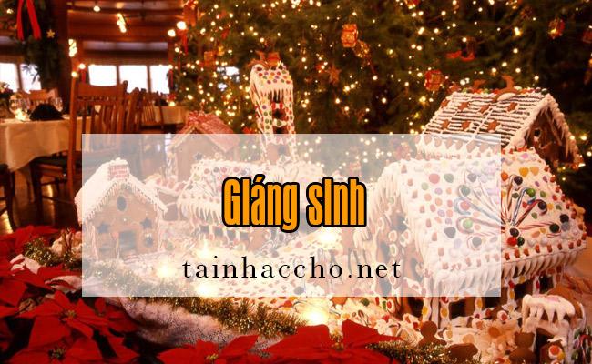 Nhạc chờ Giáng sinh - noel 25-12