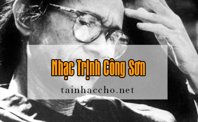 Nhạc chờ Trịnh Công Sơn