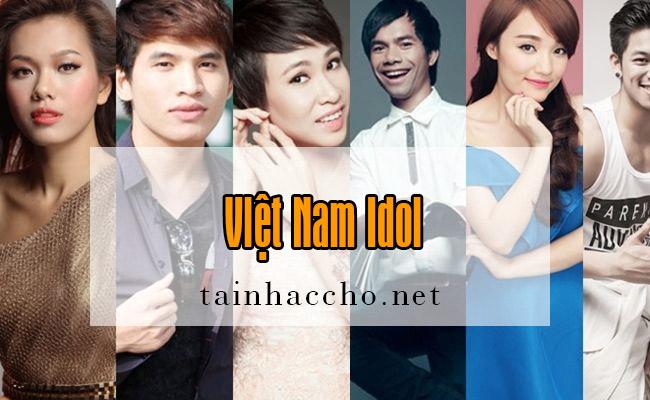 Nhạc chờ Việt Nam Idol
